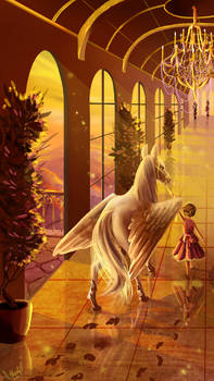 Sneaking in a Pegasus