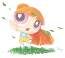 Bloss Ponytail by shaharaj