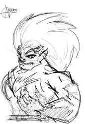 Blanka sketch