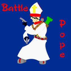 Old Work-Battle Pope
