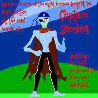 Old Work-Captain Zombie