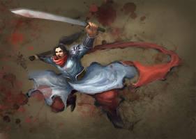 swordsman22 by redpeggy