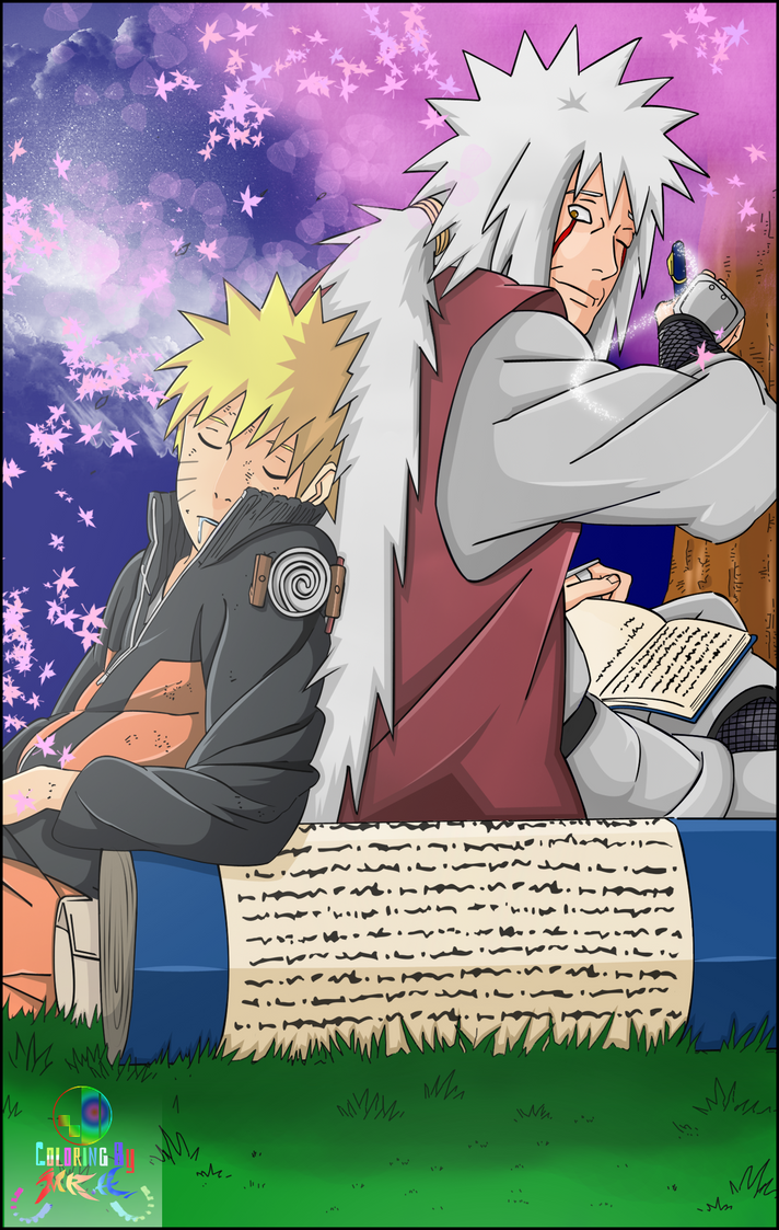 nice dream naruto by hakimbo