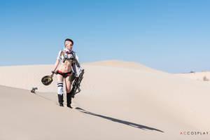 Tank Girl 1 by KayLynnSyrin
