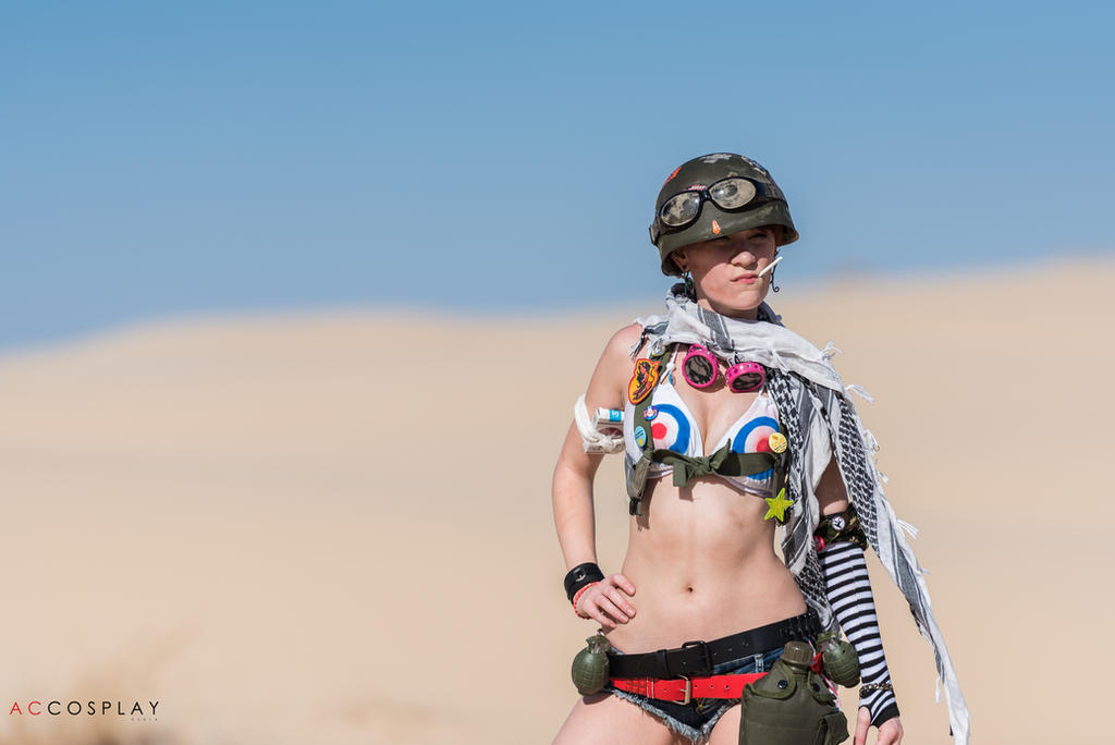 Tank Girl 3 by KayLynn-Syrin