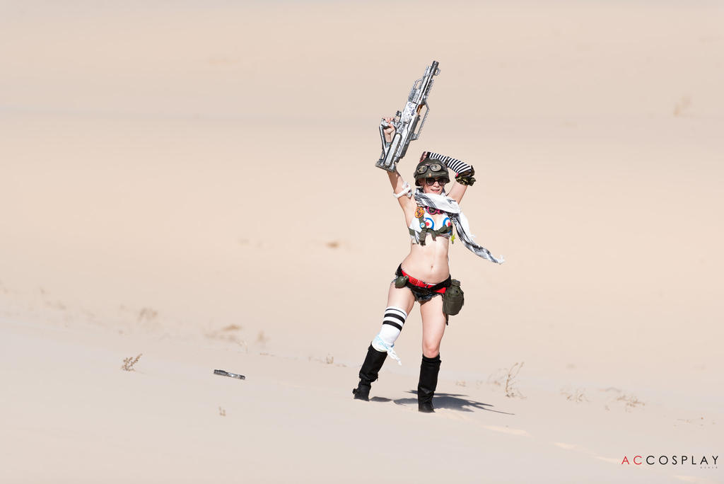 Tank Girl 5 by KayLynn-Syrin