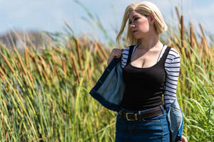 Android 18 - 3 by KayLynnSyrin