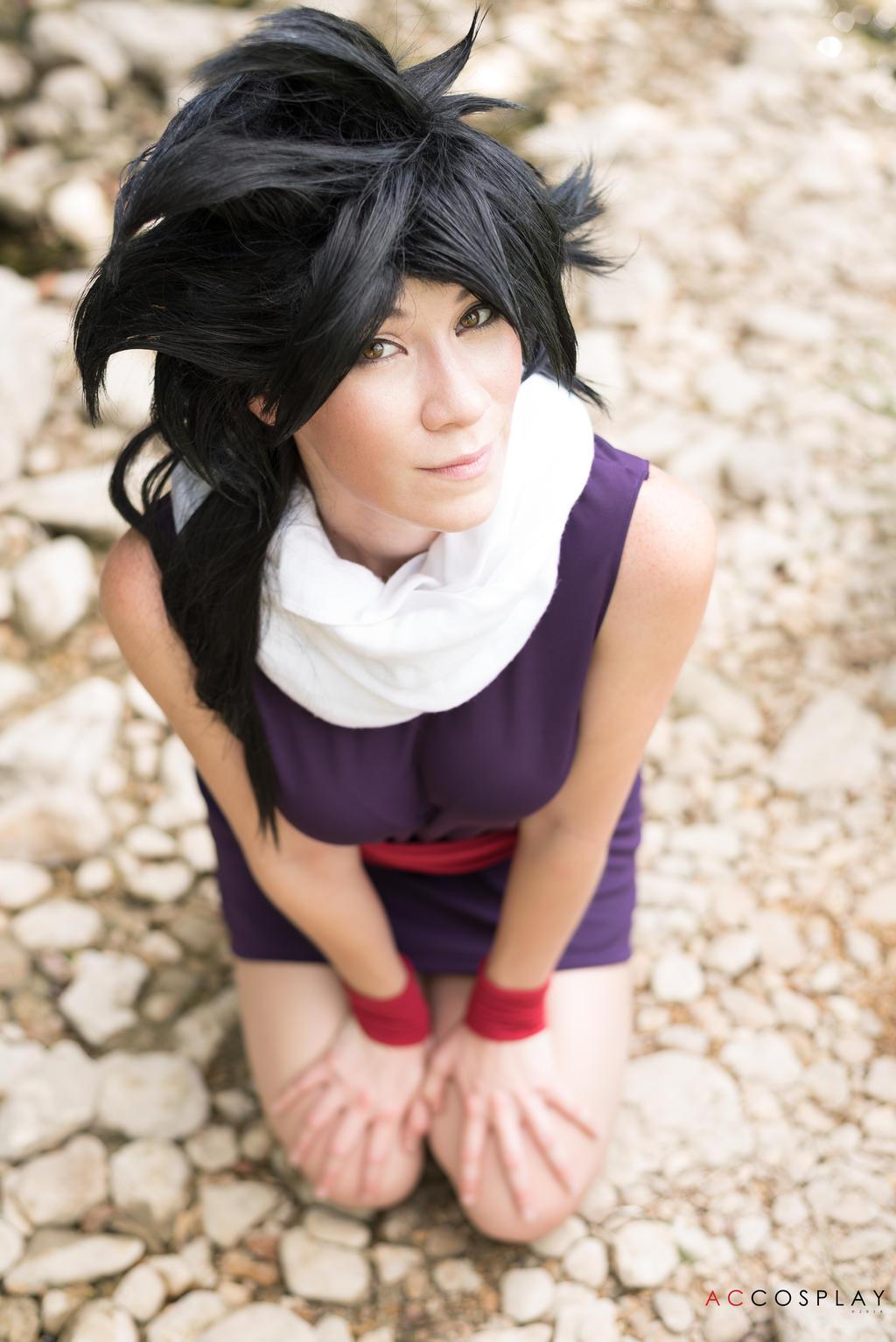 Genderbend Young Gohan by KayLynn-Syrin
