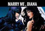 Batman propose Wonder Woman