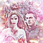 Batman And Wonder Woman Love At First Sight
