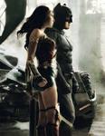 Batman And Wonder Woman BatCave