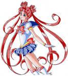 Older Sailor Chibi Chibi Moon