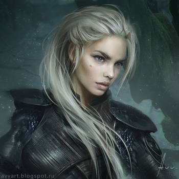 blond by avvart