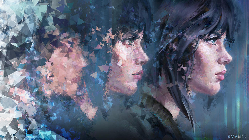 Ghost In The Shell Step Youtube By Avvart On Deviantart