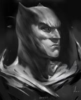Batman by avvart