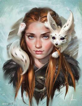 Sansa avvart