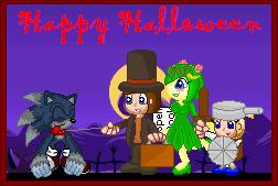 Happy Halloween Everybody by SpriteGirl