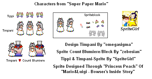 Sprites Timpani SPM by SpriteGirl