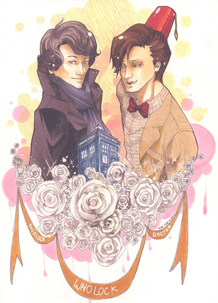 .:Wholock:. Happy Valentines Day