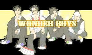 Boy Wonders by xLuneNoire