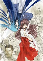 Animefest 2014 poster draft
