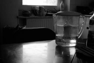carafe d'eau by boiseime