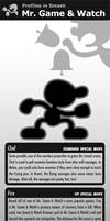 Profiles: Mr. Game and Watch