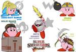 SSBB: Kirby's Hats Ed. 1