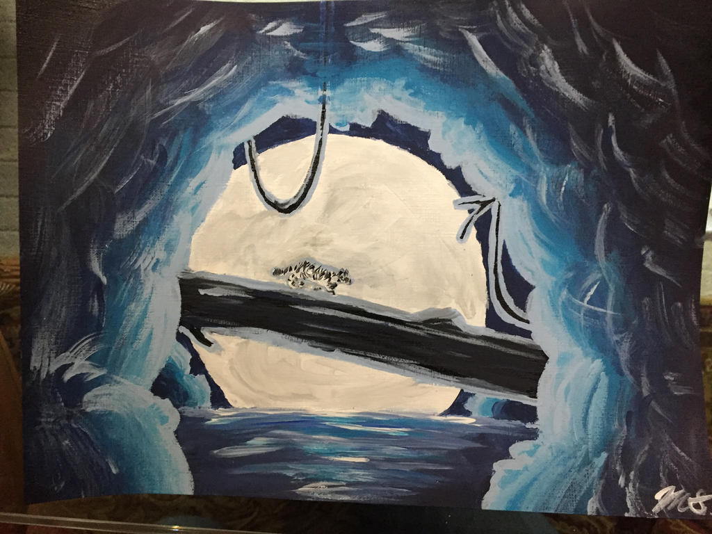 Blue Forrest by SandstormAwsomeness