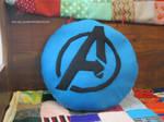The Avengers Inspired Pillow