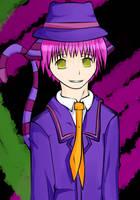 Cheshire Cat by Kikyuuki