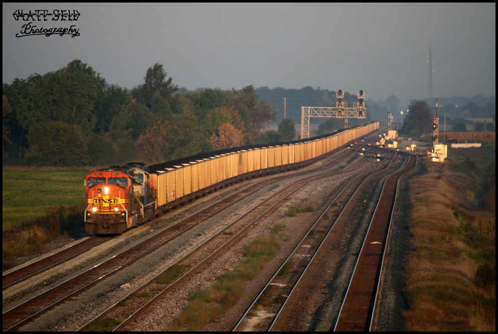 CSX Danials Road eastbound by DragonWolfACe