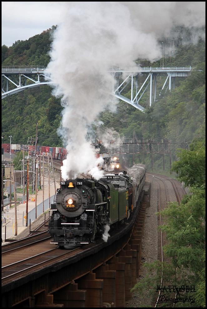 Steam vs Diesel by DragonWolfACe