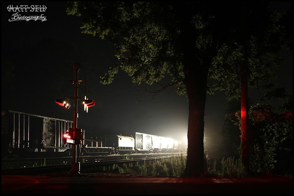 Night Glow by DragonWolfACe