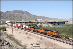 Into Arizona by DragonWolfACe