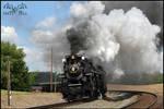 Dramatic Steam engine