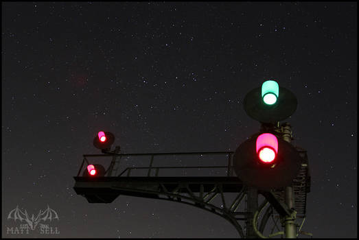 Green light to space