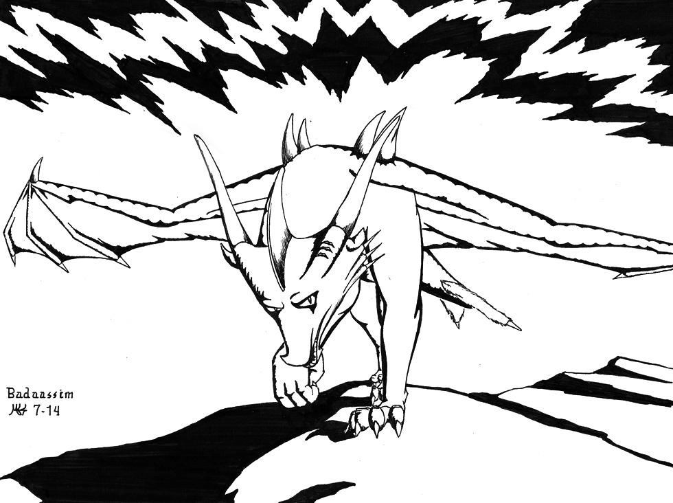 Badassim by DragonWolfACe