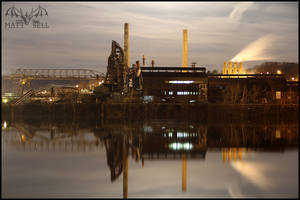 Reflections of a mill