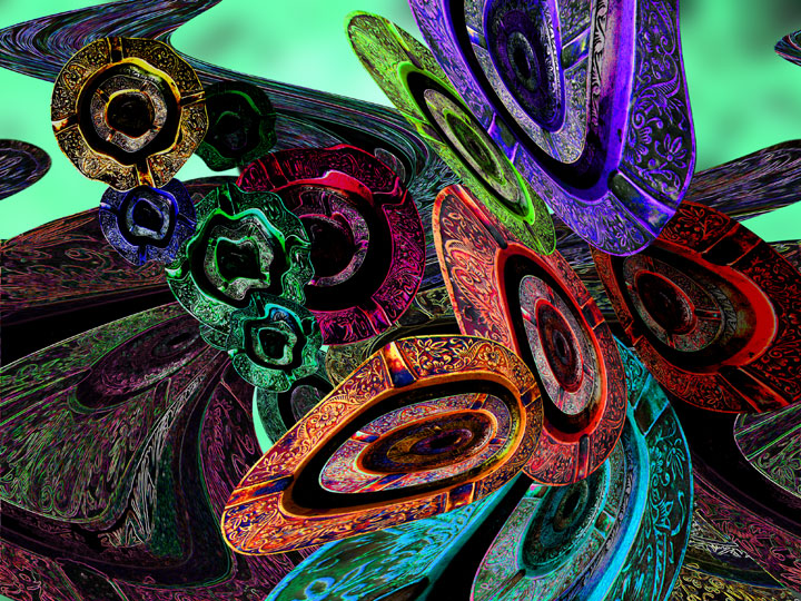 Ashtray Art by RyleeAmazing