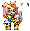 Milla Prower by PetitMoon5