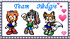 Team Hedgie stamp :3 by PetitMoon5