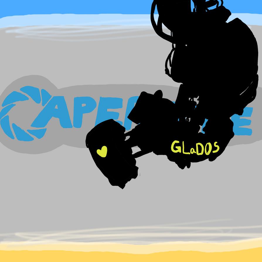 GLaDOS by BluiepieMLP