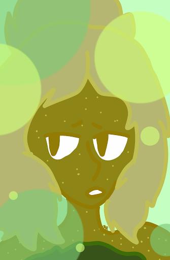 Moss Diamond by BluiepieMLP
