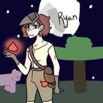 Ryan my Minecraft oc