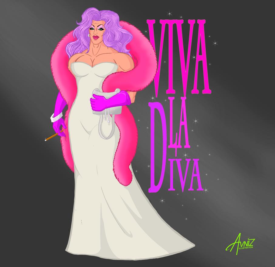 Viva la Diva by Avniz