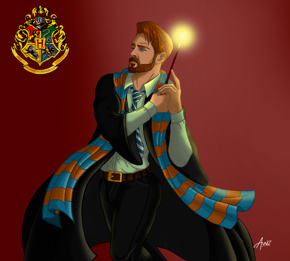 The Dark wizard of Ravenclaw by Avniz