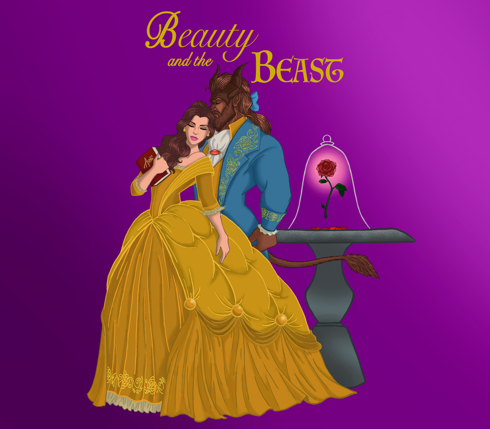 Beauty and the Beast by Avniz