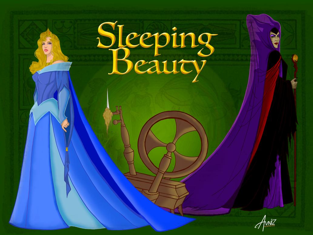 Sleeping Beauty by Avniz