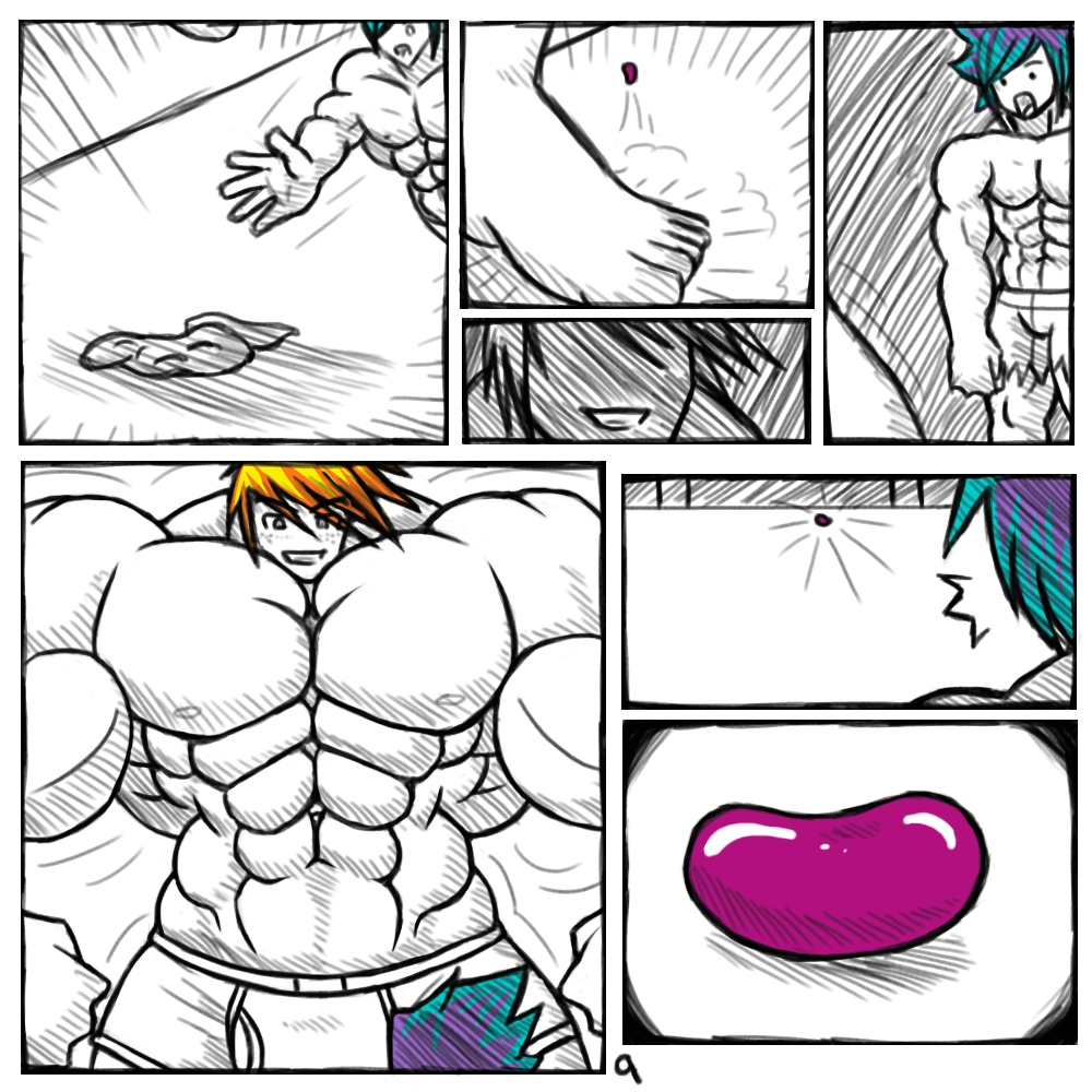U Jelly? [Page 9] by paintedpaper